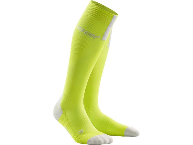 cep Run Socks 3.0 Heren, groen/grijs